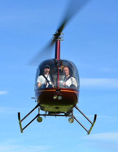 Helicopter Flight Training And Career Programme