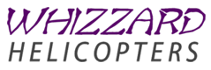 Whizzard Helicopters Logo
